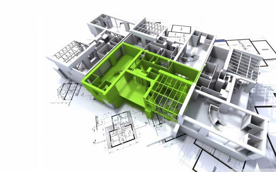 اخذ جواز ساختمان/طراحی نما/نقشه های جواز