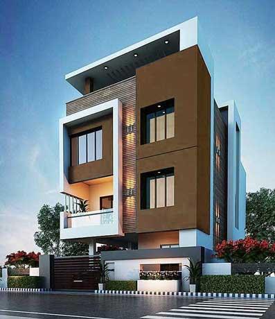 طراحی_نما_مدرن،گروه معماری هشت گوش